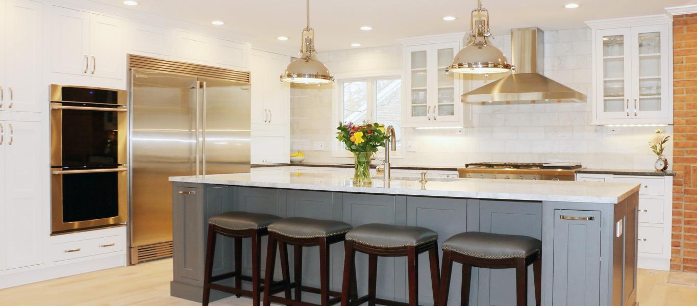 The Sandover Kitchen