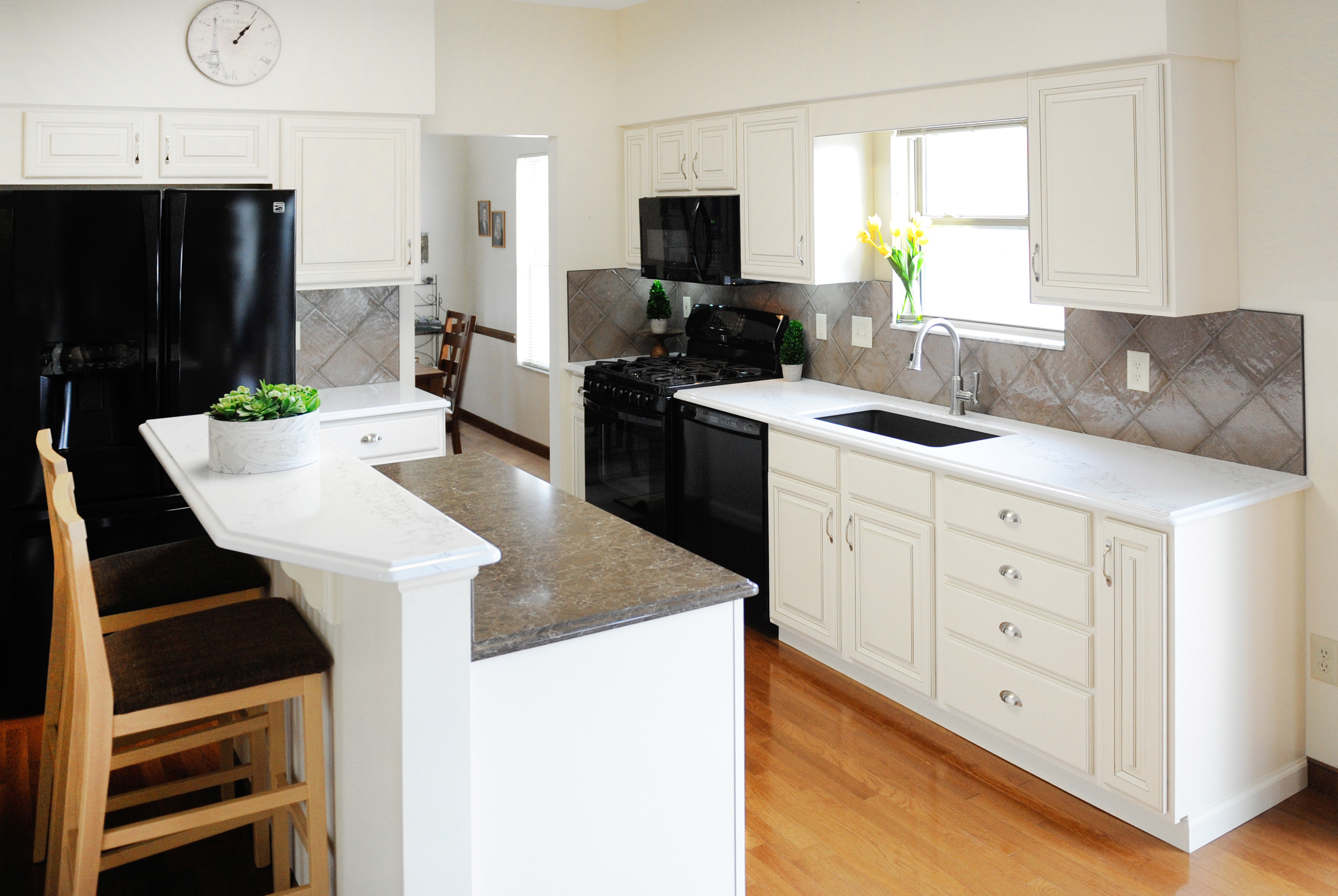 Reface or Replace? | The Creative Kitchen Co.