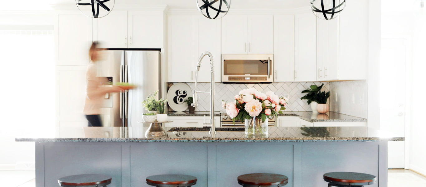 The Shoreham Drive Kitchen Remodel