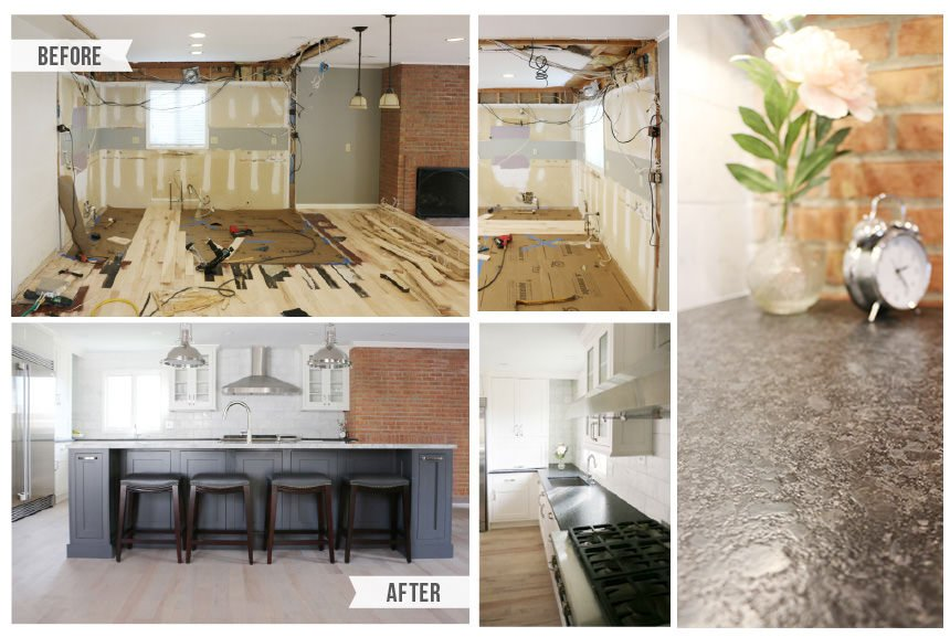 An Epic Kitchen Makeover