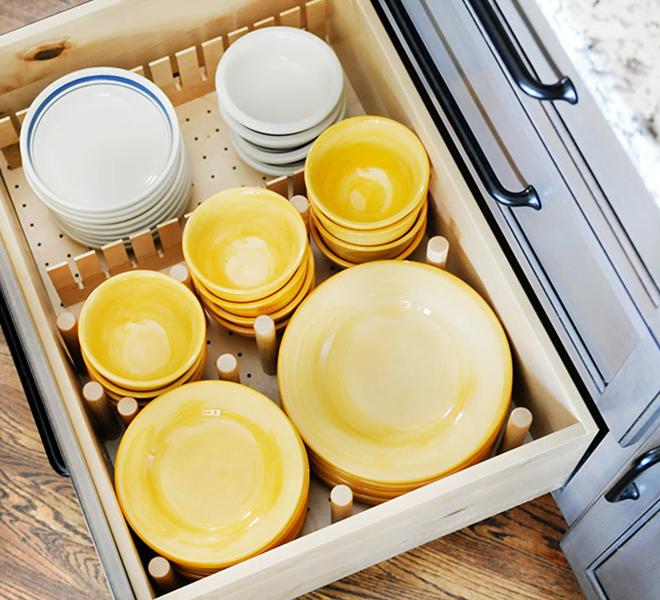 Popular Kitchen Storage Design Ideas