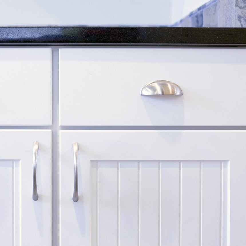 Kitchen Hardware Drawer Beadboard