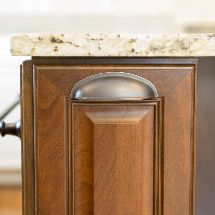 Raised Panel Kitchen Cabinet Refacing Style
