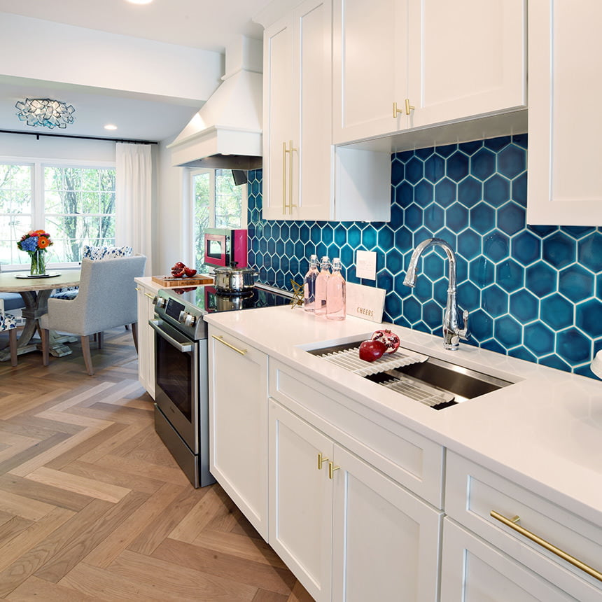 Inlay Shaker Refacing Cabinet Style