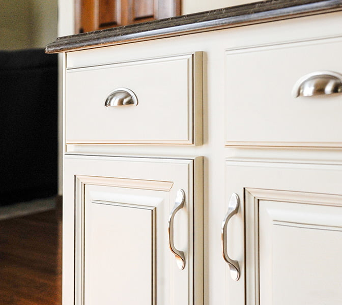 Beautiful Kitchen Cabinet Handles and Details