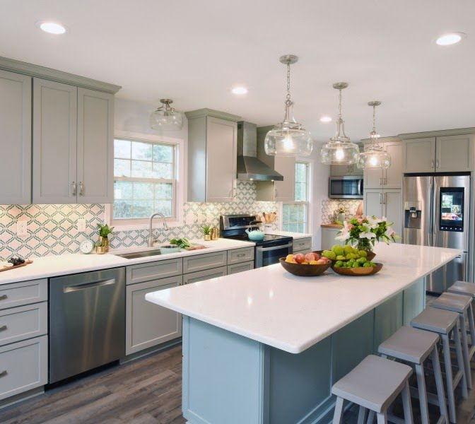 What are the Benefits of Kitchen Remodeling