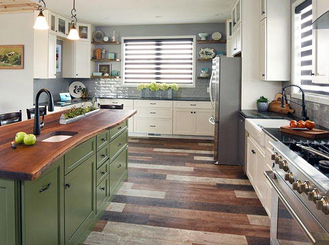 Kitchen Reface vs Kitchen Remodel