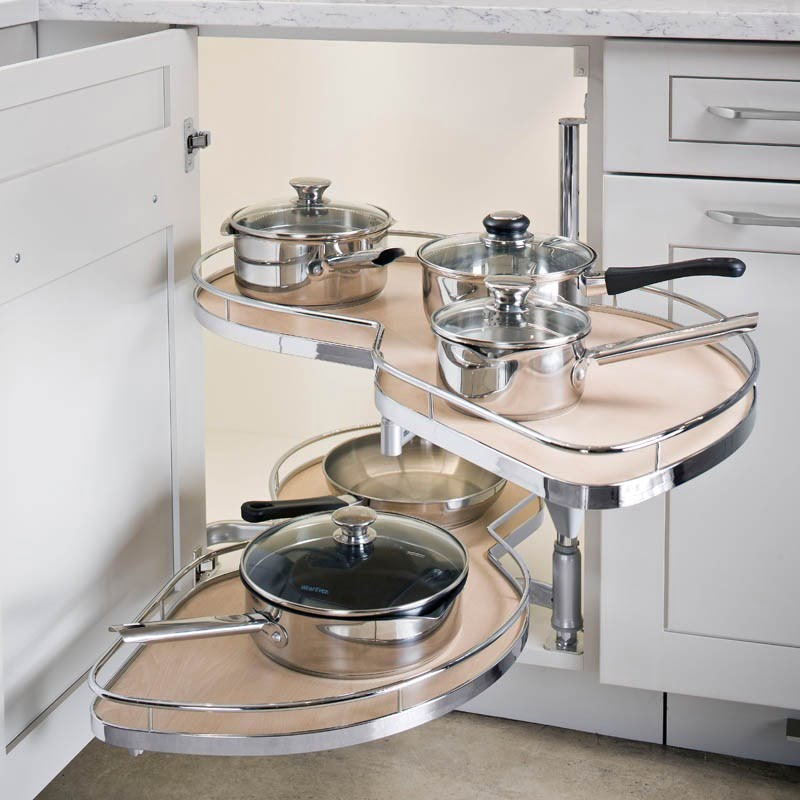 Cookware pull out