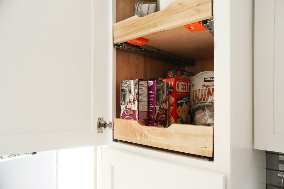 Pull-Out Pantry Shelves: What You Should Know